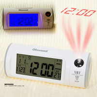 FreeShipping+ Mute electronic screen led clock gift male birthday gift