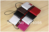 Wholesale 200pcs Leather Case Cover Skin Pouch for Samsung Galaxy Note 2 ii N7100 Mobile Phone Accessories+DHL Free Shipping