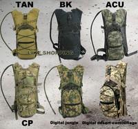 tactical water bag backpack outdoor lifebelts light personalized backpack bag Hydration Bladder