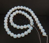 Free shipping!!!Sea Opal Beads,Designer Jewelry 2013, Round, 10mm, Hole:Approx 1-1.5mm, Length:Approx 15.5 Inch, 10Strands/Lot