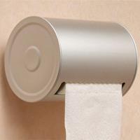 Paper towel holder waterproof toilet paper box toilet paper holder health carton toilet paper box drum tray