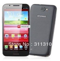 N9599 Smartphone Android 4.2 MTK6589 Quad Core 1G 16G 5.7 Inch HD IPS Screen