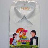2013 new fashion white kids boy formal shirt free shipping
