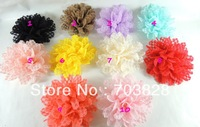 Free shipping Lace Flowers DIY Flowers Floral accessories for headbands hairbands Hair clips Baby hair accessories