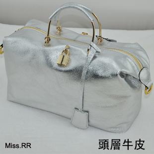 Teethteats 2013 metal , dsmv bags female silver women's genuine leather handbag one shoulder bag handbag messenger bag