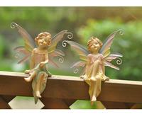 The original high-grade Handicraft ornament Porch Decoration Flower fairies Housewarming Gift Goddess Home Decoration