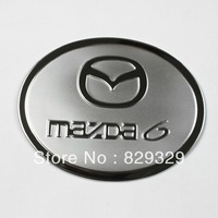 Brand new stainless steel fuel cap tank cover for 2003-2008 Mazda 6