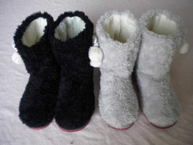women Winter home shoes home boots indoor boots warmand breathable plush(China (Mainland))