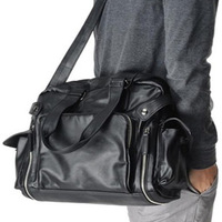 Male shoulder bag casual handbag messenger bag laptop bag male bags cross-body 2012 1.3KG