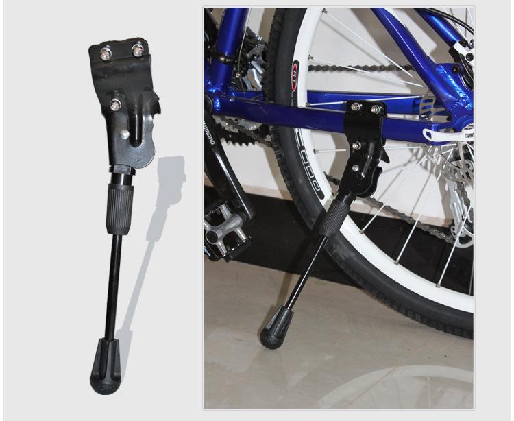 Feet bike parking kick stand cycling racks holder bike parking