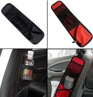 Free Shipping 2Pcs/Lot Waterproof Fabric Vehicle Car Seat Side Storage Pocket Auto Backseat Hanging Storage Bags Organizer