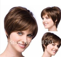 wig hair,Fashion hair,Lady wig,Short hair,,High-quality,Free shipping