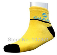 2pair/lot New GIANT road/mountain women's/ men's Cotton bike socks sports cotton cycling socks bicycle socks Free shipping