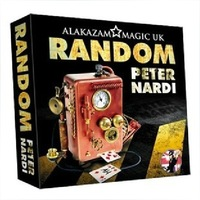2012  Random by Peter Nardi ,Card/mental/Close up /street/floating/stage magic .. magic teaching video,magic tricks teaching,