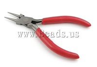 Free shipping!!!Jewelry Plier,Top Selling, Iron, with Rubber, nickel, lead & cadmium free, 72x132x10mm, 3PCs/Lot, Sold By Lot
