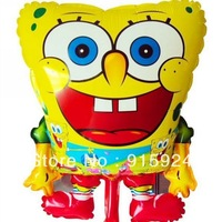 50pcs/lot New 20 Inch Sponge Baby Foil Balloons Hot Selling Party Supply/ Aluminum Metallic Helium Balloons - Free Shipping