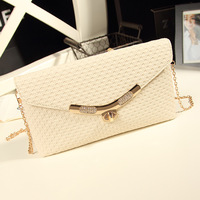 2013 New Arrival Candy Color Chain Small Bag Elegant Party Dresses For Women