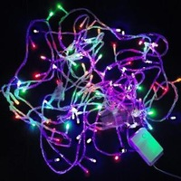 Lantern led lighting christmas tree decoration lamp family pack 10 meters 100 multicolour