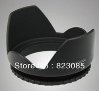 55 55mm Flower Petal Lens Hood for Canon Nikon Olympus