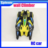Hot sale infrared Remote Control car Zero Gravity Wall Climber Car mini wall climber rc car