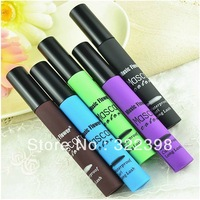 5 Color Makeup Mascara Profession Waterproof Curl Long Lash Volume Express Mascara Cosmetic Eyelash