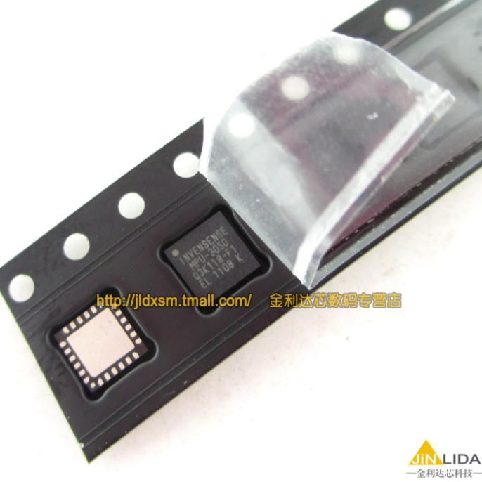 MPU - 3050 MPU3050 INVENSENSE triaxial gyro sensor 100% original quality goods(China (Mainland))