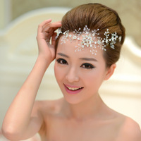 The bride hair accessory hair accessory hair bands for wedding