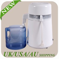 WATER DISTILLER UPDATED BRAND NEW HIGH QUALITY EFFECTIVELY REMOVES MOST TAP WATER IMPURITIES HOT SALE
