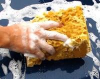 Super Water Sucking Magic Sponge Car Clean Cleaner Cleansing Eraser Car Wash Coral Sponge Block Car wash Sponges 3Pcs/lot