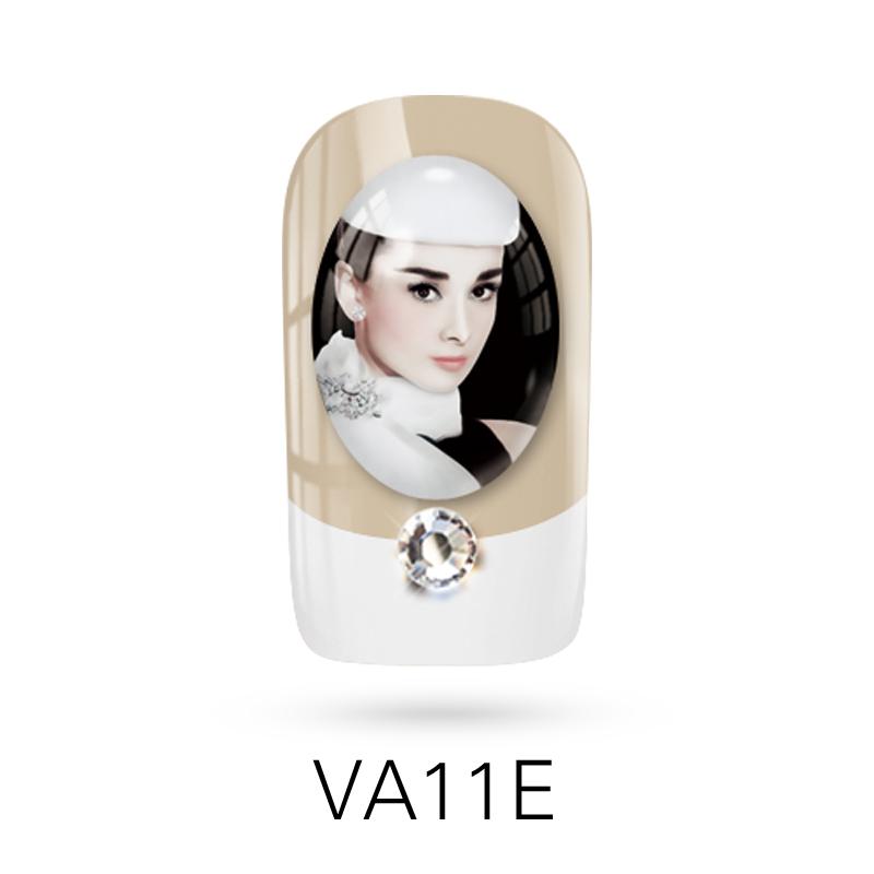BLUESEA nail art accessories high definition mito accessories oval finger accessories lanhome(China (Mainland))