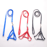 Nylon sleeve dog traction rope dog rope dog daily necessities pet leash