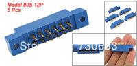 Game Machine Parts 12 Pins CF SD Card Edge Connector 805-12P 5 Pcs