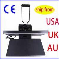 40x60 HEAT PRESS TRANSFER SUBLIMATION MACHINE COMPACT DIGITAL T-SHIRT HP460 2 YEARS WARRANTY