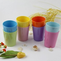8*10cm Melamine senior plain cup( melamine quality glass cup)