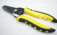 Wlxy tongers crimping plier wire stripping plier crimping device 0.6 - 2.6mm 175mm no . 4021