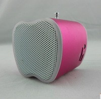 Mini card speaker outside sport small audio mp3 player small computer speakers