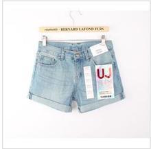 popular denim shorts