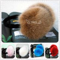 Quality mink hair rabbit fur earmuffs ear package adjustable