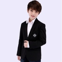 free shipping Brand high quality autumn children's clothing child suit jacket 1 piece retail