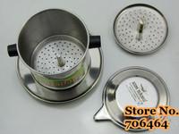 Vietnam coffee dripper Free shipping KIMBANG screw design Vietnam drip coffee maker manual Vietnamese drip filter coffee POT