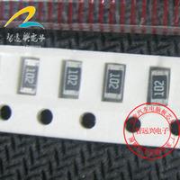 wholesale price 1206 smd resistor 1k resistor 102 100 3  free shipping