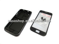 Replacement full housing case for Samsung galaxy s i9000 battery door middle frame with Keyboard