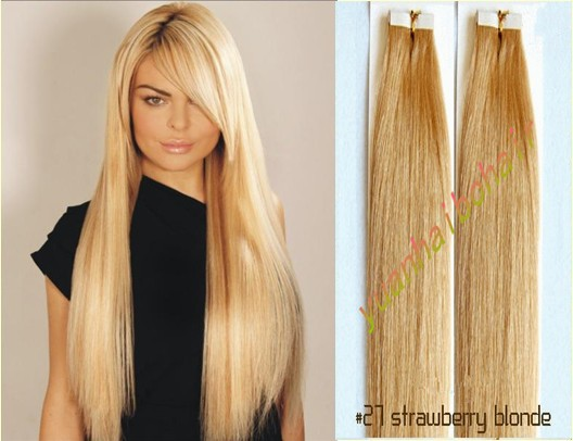 Zystal Tape Hair Extensions 45