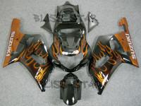 Fits for GSXR 600 750 01 02 03 GSXR 600 750 2001 2002 2003 fairing set 013 Y2