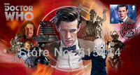 "29 Doctor Who space travel BBC TV show 50th anniversary 26""x14"" inch wall Poster with Tracking Number"