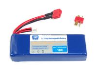 R/C LiPo Battery LiPo Rechargeable Battery - 11.1V 1500mah 10C 3S