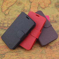 Free Shipping (20pcs/lot)Top Quality Series leather case for Huawei Y320 case cover Classic design