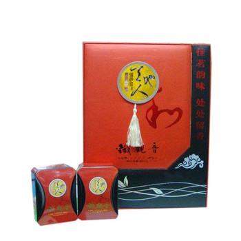 Autumn tea flavor tieguanyin gift tea box