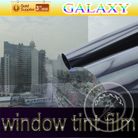 Wholesale 1.52*30m Car/home Window tinting film/High Resistant to UV and heat solar window film