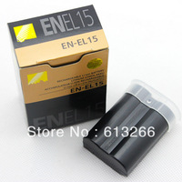 Free Shipping 10pcs/lot EN-EL15 7.0V/1900mAh Digital Camera Rechargeable Li-ion Battery For Nikon D7000 D800 D800E
